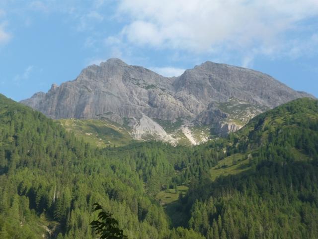 Il Monte Pramaggiore.